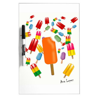 Big Popsicle Chaos by Ana Lopez Pizarras