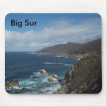 Big_Sur, Sur grande Tapetes De Ratones