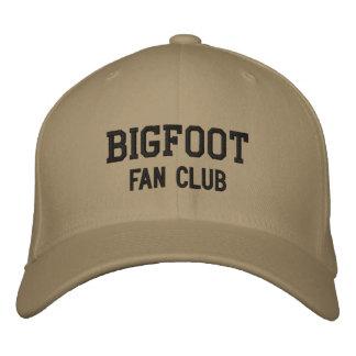 BIGFOOT, club de fans Gorros Bordados