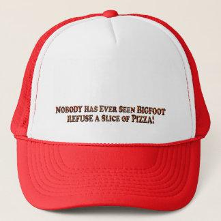 Bigfoot nunca visto rechazar el gorra de Trkr del