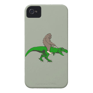 Bigfoot que monta T Rex Carcasa Para iPhone 4 De Case-Mate