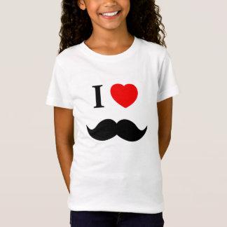 bigote del amor de la camisa I