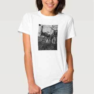 Bike en 4to y el olmo, la camiseta de las mujeres