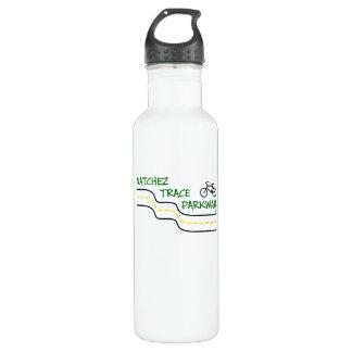 Bike la botella de agua del rastro de Natchez