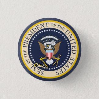 Bill Clinton: Sello presidencial: Botón