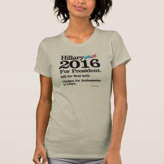 Bill para la primera señora - Chelsea para el Camisetas