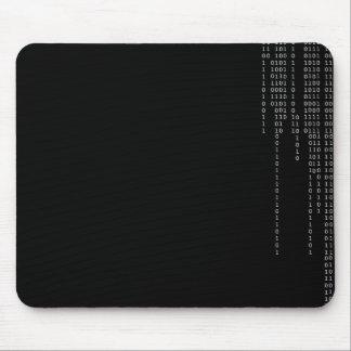 Binario de conexión en cascada alfombrilla de ratón