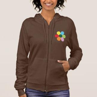 Bing Bong la chaqueta marrón con diseño floral