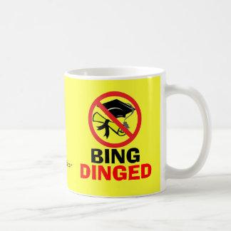BING DINGED TAZA DE CAFÉ