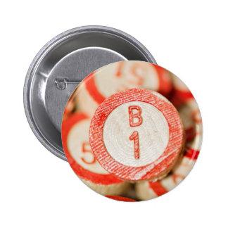 Bingo B1 Chapa Redonda 5 Cm