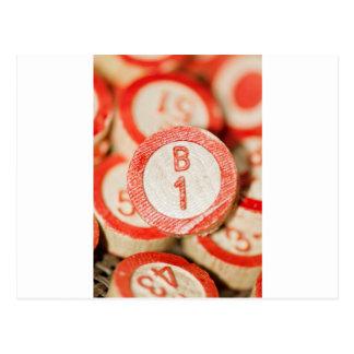 Bingo B1 Postal