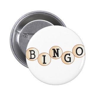 Bingo Chapa Redonda 5 Cm