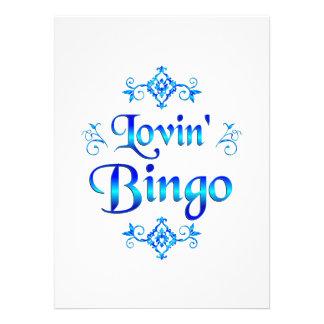 Bingo de Lovin Anuncio Personalizado