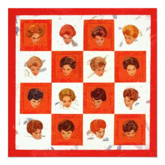 Bingo del color del pelo