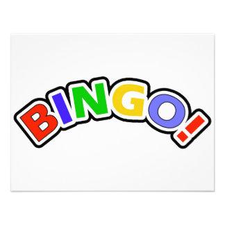 Bingo Comunicados Personales