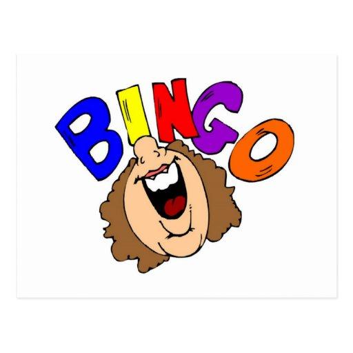 Bingo Tarjeta Postal