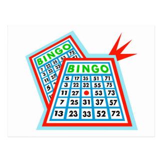 Bingo Postales