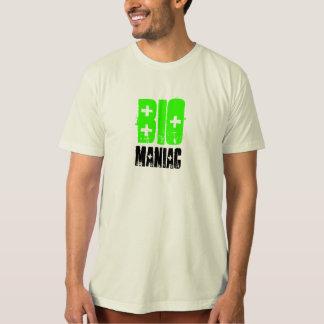 BIO camiseta orgánica MANIACA