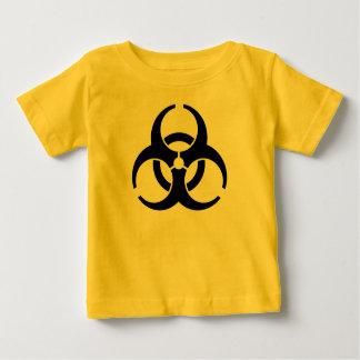 Biohazard Camiseta De Bebé