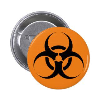 Biohazard Chapa Redonda 5 Cm