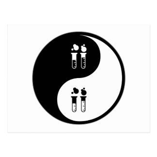 Bioquímica de Yin Yang Postal