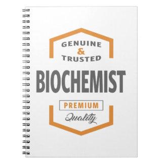 Bioquímico Cuaderno