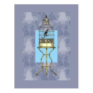 Birdcage oriental postal