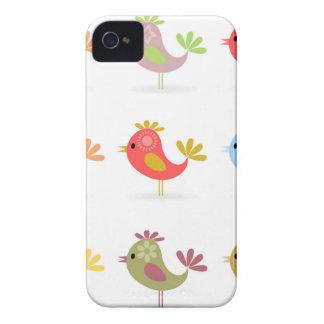 Birdie2 iPhone 4 Carcasas