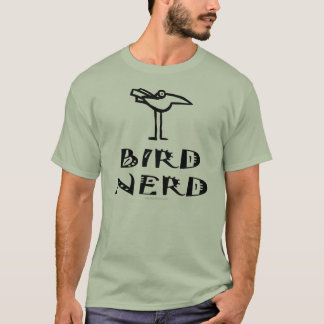 Birding, Birdwatching, ornitología Camiseta
