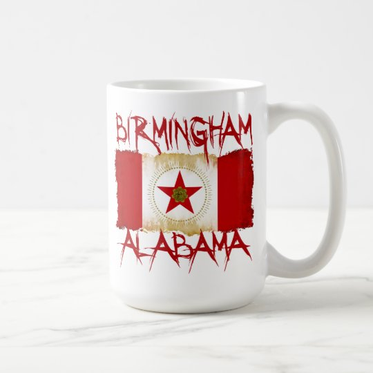 Birmingham, Alabama Taza De Café