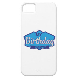 birthday iPhone 5 Case-Mate cárcasas