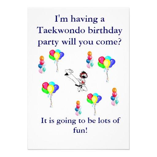BirthdayPartyInvitation Invitacion Personal