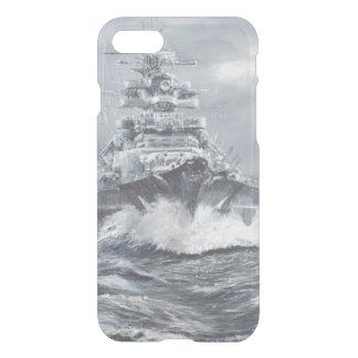 Bismarck de la costa 1900hrs 23rdMay de Funda Para iPhone 8/7