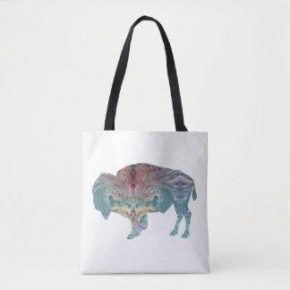 Bisonte/búfalo Bolsa De Tela