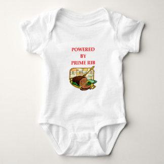 bistec de costilla body para bebé