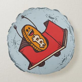 Bitcoin a la almohada de la luna