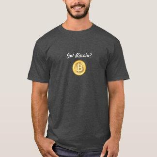 ¿Bitcoin conseguido? Camiseta