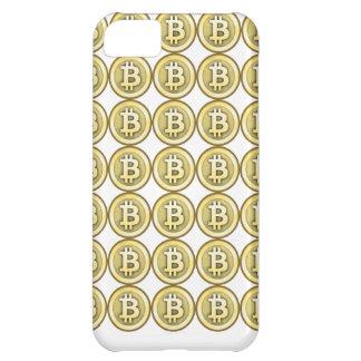 Bitcoin Mania iPhone 5C case (High Quality) Funda Para iPhone 5C