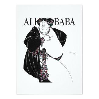 Bizcocho borracho de Nouveu Ali de Aurbrey Invitación 13,9 X 19,0 Cm
