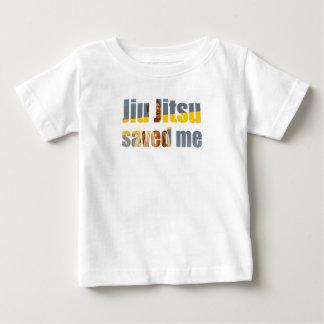 BJJ me ahorró Camiseta De Bebé