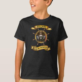 ¿Blackbeard donde sea el tesoro? Camiseta