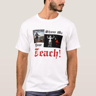 Blackbeard III Camiseta