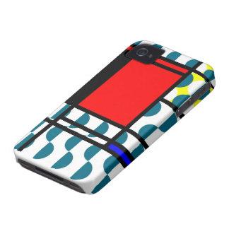 Blackberry Bold  carcasa modelo Arte retro