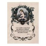 """Blake """"para ver postal del Victorian de un mundo"""""""