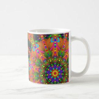 """¡Blanco 11"""" taza de Coffe - diem de Carpe!"""