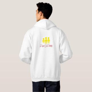 Blanco de la camiseta de P.O.P con el frente del