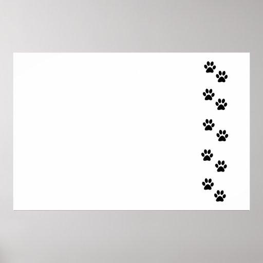Patas de perro dibujos - Imagui