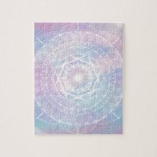 Blanco en Watercolour Puzzle