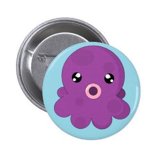 Blando el calamar chapa redonda 5 cm