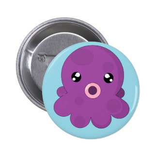 Blando el calamar chapa redonda de 5 cm